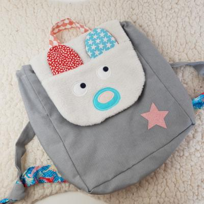 Sac à dos maternelle ours